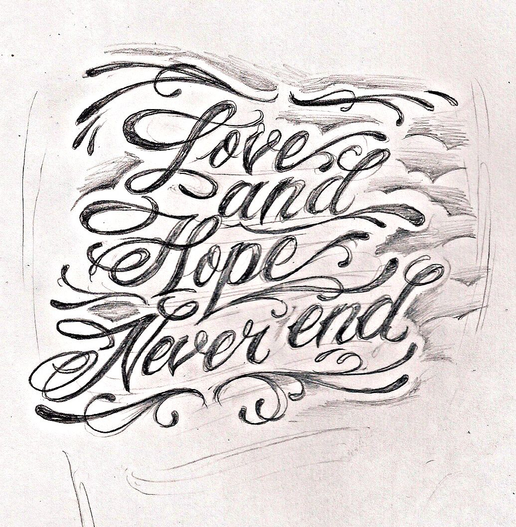 The Best Tattoo Script Letters Fonts For Your Next Piece