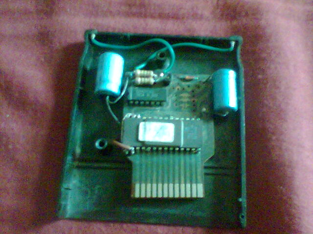 encontre mi Atari y todavia funciona !!!