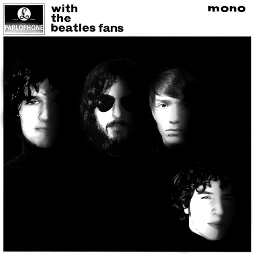 Disco de Covers: WITH THE BEATLES