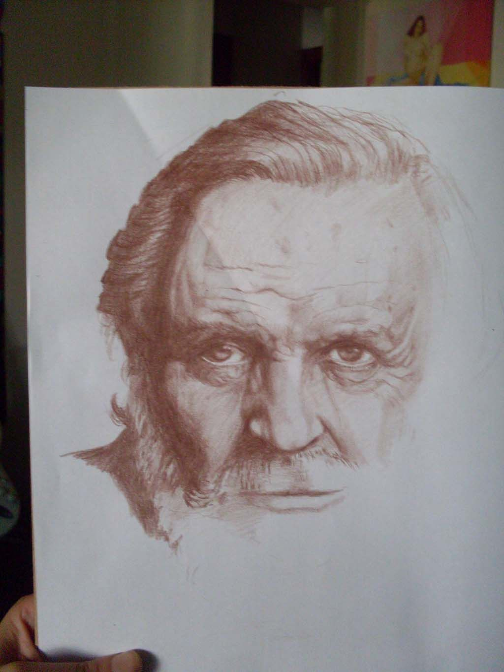 mi retrato de anthony hopkins