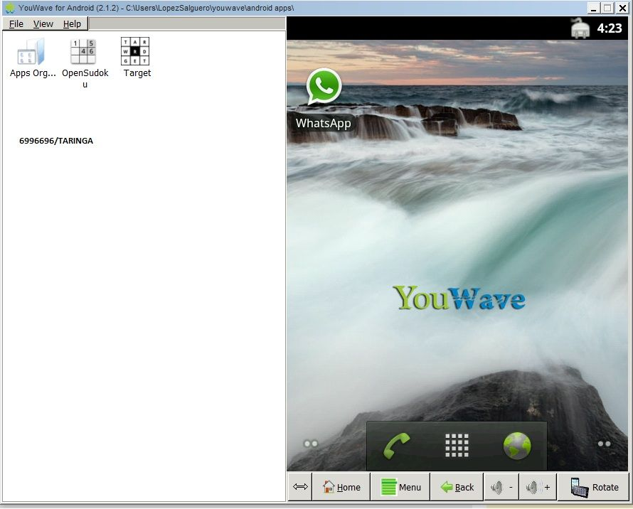 WhatsApp para Windows